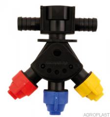 Checkpoint head, head pendulum AP 0-100 / GW07 / P