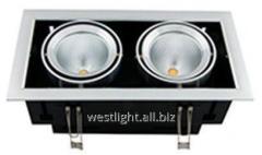 Lamp cardan ceiling 20W, Cut-in LED Downlight 20W