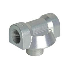 Adapter Code, aluminum for the CIM-TEK 400 filter: