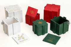 New Year's packaging