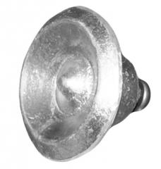 The aluminum heat-resistant handle button for a