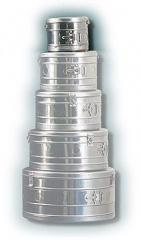 Коробка стерилизационная круглая КСК-3, объем 3 дм3, диаметр 180 мм