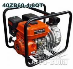 To motor-pump
