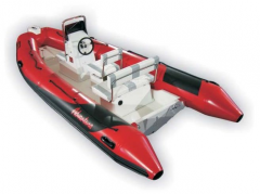Air boat of RIB Adventure Vesta V-500
