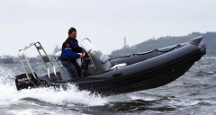 Inflatable boat of RIB Adventure Vesta V-550
