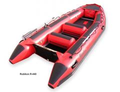 Air professional boat Adventure Rubicon R-440