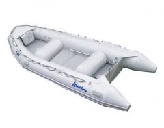 Professional air boat of Adventure Rubicon R-470
