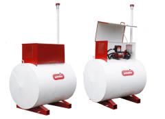 Mobile fuel module