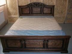 Bed from the massif