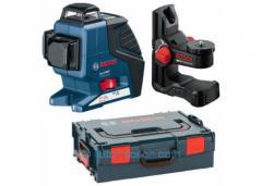 Лазерный нивелир Bosch GLL 3-80 P + BM1 в L-Boxx,