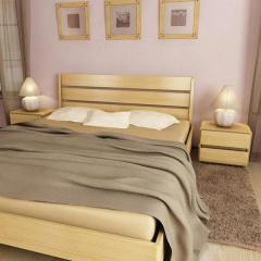 Кровать деревянная 3481