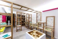Exhibition racks