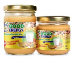 Nut paste with honey 180, 250, 460 of