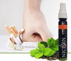 Спрей против курения Nicoin Никоин