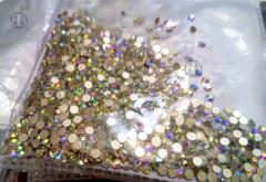 Стразы стекло (качественные, китай, пакет 1440