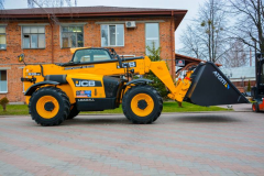 JCB 535-95 second-hand auto-loader telescopic