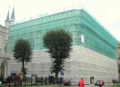 Сетка и Плёнка для строительных лесов