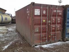 Морской контейнер 20 футов. Отличное состояние за