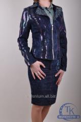 Пиджак женский джинсовый Jazz Line 20031