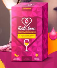 Возбудитель для женщин Forte Love Форте лав