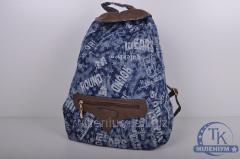 Сумка-рюкзак женская B022