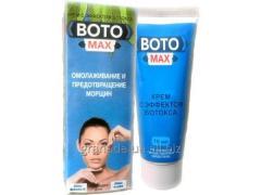 Омолаживающий крем с ботоксом BotoMax Ботомакс