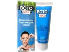 Boto Max (Ботомакс) - омолаживающий крем с
