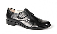 Туфли кожаные подростковые для мальчика Каприз 40