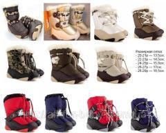 Winter Demar boots (Demar), Poland