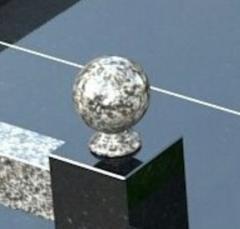 Гранитные шары диаметром 10 см