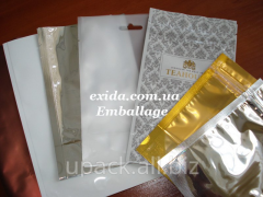 Packaging for tea/coffee