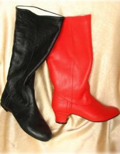 Обувь для танцев. Обувь клоунская на заказ. ПОШИВ.