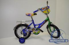 """Велосипед детский 14"""" рисунок """""""