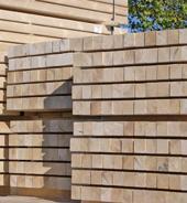 Транспортный антисептик для защиты древесины на период хранения