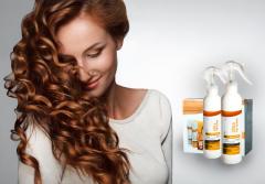 Ultra Hair Spray - спрей для восстановления...