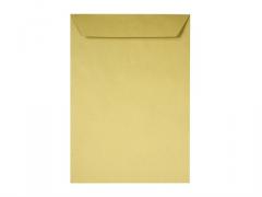 Post envelope of C4 229*324 mm brown Kraft, code: