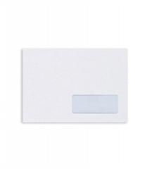 Post envelope of C5 162*229 mm with window, code: