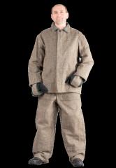 Suit cloth K-80 acid-resistant, art. 9-053