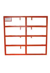 Fire board of open type, art. 9-034