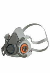 Half mask 3M series 6000, art. 6200