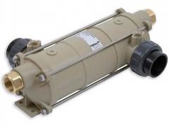 Pahlen Hi-Temp Titan heat exchanger of 40 kW