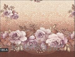Cloth on kitchen Autumn roses, an art. 198951464