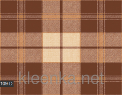 Cloth an oilcloth on a table and a wall Universal,