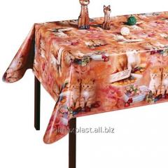 Children's cloth oil-cloth Gentle ryzhenky