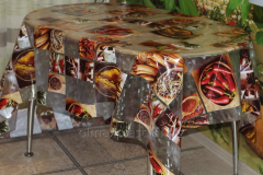 Cloth kitchen silicone 3D effect of Spice