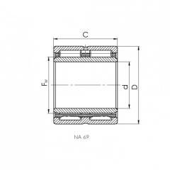 Bearing 51101.CRF-I