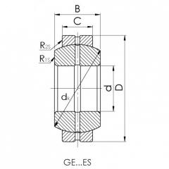 Bearing 51102.CRF-I