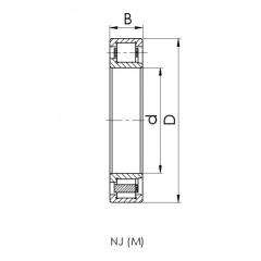 Bearing 33113-Q.CRF-I