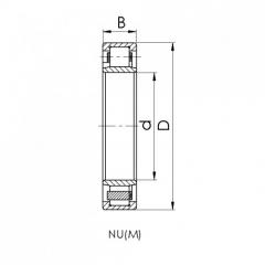 Bearing 32311-Q.NOB-P