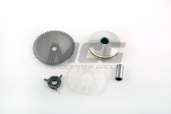 Variator Front 4T GY6 50th finger, cheek, ratchet,